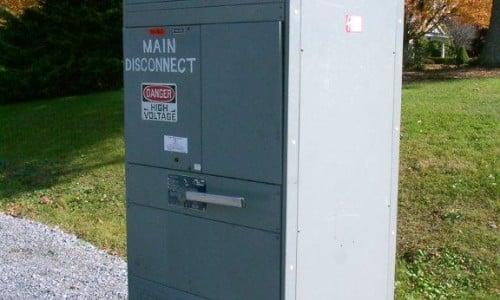 Square D I-line switchboard, 2000Amp 120/240V 3PH