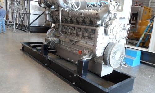 Dresser-Rand Guascor SFGLD 240 -Engine Only-