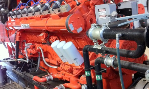 Dresser-Rand Guascor SFGLD 480 -Engine Only-